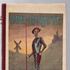 Livros em segunda mão: DON QUIJOTE DE LA MANCHA. VIATA SI AVENTURILE VITEAZULUI SI NOBILULUI. BUCAREST. EN RUMANO. Lote 191886096