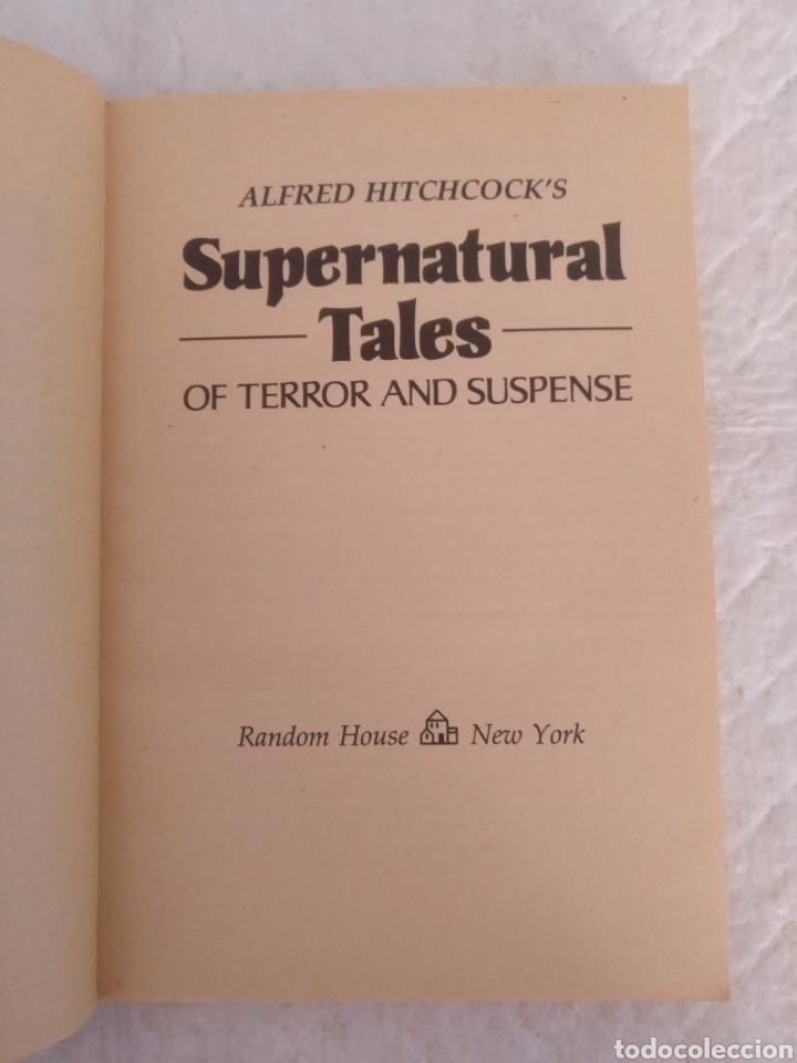 Libros de segunda mano: Supernatural Tales of Terror and Suspense. Alfred Hitchcocks. Random House. Libro - Foto 2 - 192583322