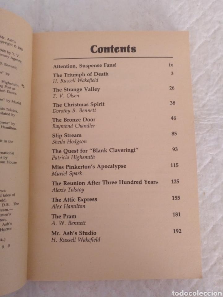 Libros de segunda mano: Supernatural Tales of Terror and Suspense. Alfred Hitchcocks. Random House. Libro - Foto 3 - 192583322