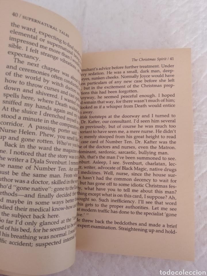 Libros de segunda mano: Supernatural Tales of Terror and Suspense. Alfred Hitchcocks. Random House. Libro - Foto 5 - 192583322