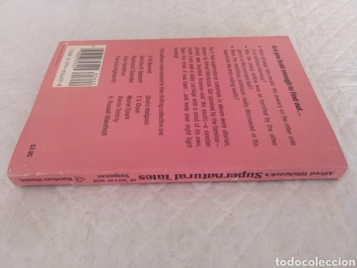 Libros de segunda mano: Supernatural Tales of Terror and Suspense. Alfred Hitchcocks. Random House. Libro - Foto 8 - 192583322