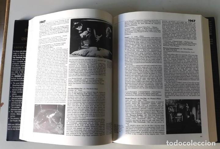 Libros de segunda mano: THE OVERLOOK FILM ENCYCLOPEDIA: HORROR - EDITED BY PHIL HARDY - Foto 3 - 193950116