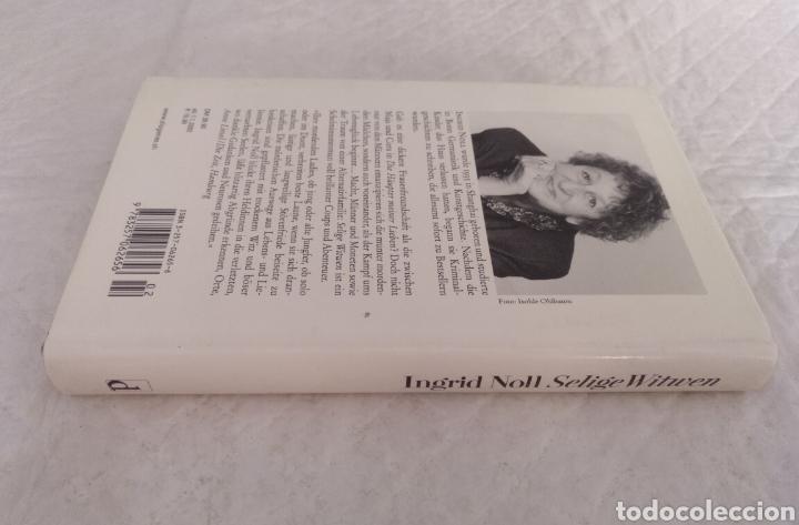 Libros de segunda mano: Selige Witwen. Ingrid Noll. Diogenes verlag, 2001. Libro - Foto 7 - 194139128