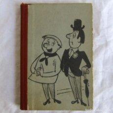 Libros de segunda mano: LIBRITO DE CHISTES TÜNNES UND SCHÄL, COLONIA, EN ALEMÁN. Lote 194187621