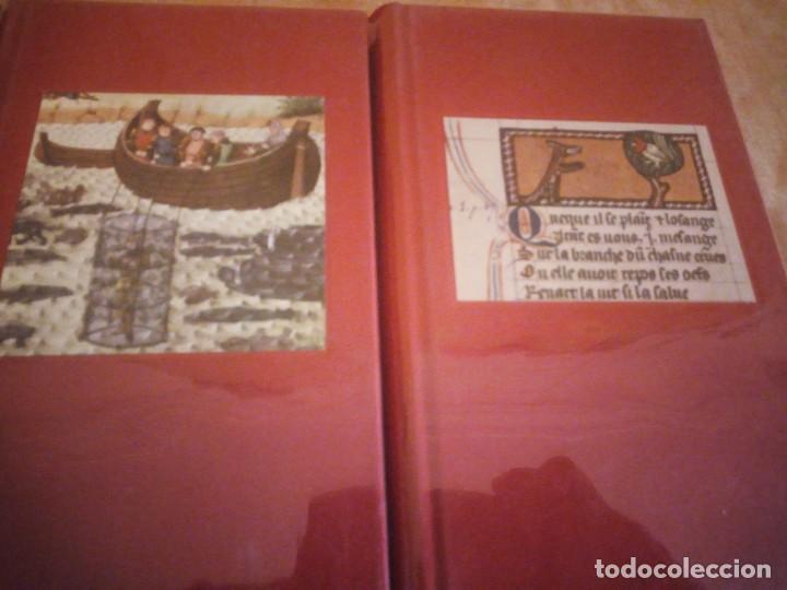Libros de segunda mano: le roman de renart,la vie legendaire d´alexandre le grand,la legende de guillaume d´orange,1962 - Foto 3 - 194245898