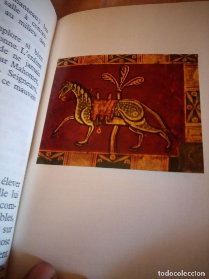 Libros de segunda mano: le roman de renart,la vie legendaire d´alexandre le grand,la legende de guillaume d´orange,1962 - Foto 5 - 194245898