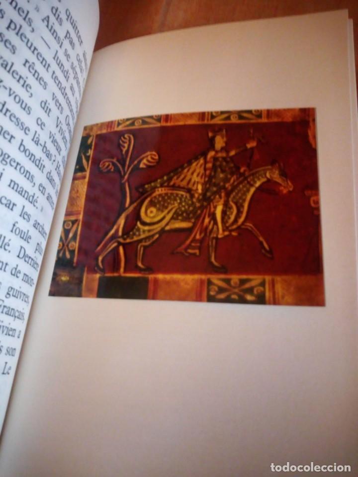 Libros de segunda mano: le roman de renart,la vie legendaire d´alexandre le grand,la legende de guillaume d´orange,1962 - Foto 6 - 194245898