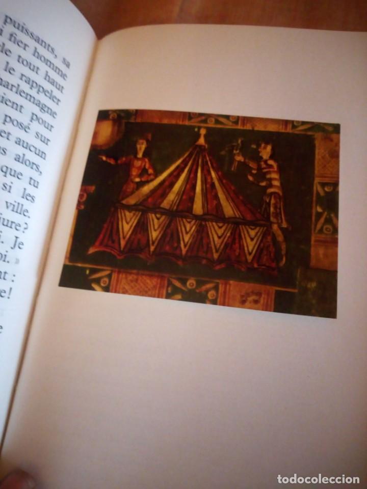 Libros de segunda mano: le roman de renart,la vie legendaire d´alexandre le grand,la legende de guillaume d´orange,1962 - Foto 8 - 194245898