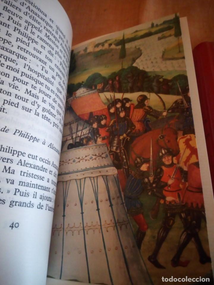 Libros de segunda mano: le roman de renart,la vie legendaire d´alexandre le grand,la legende de guillaume d´orange,1962 - Foto 15 - 194245898