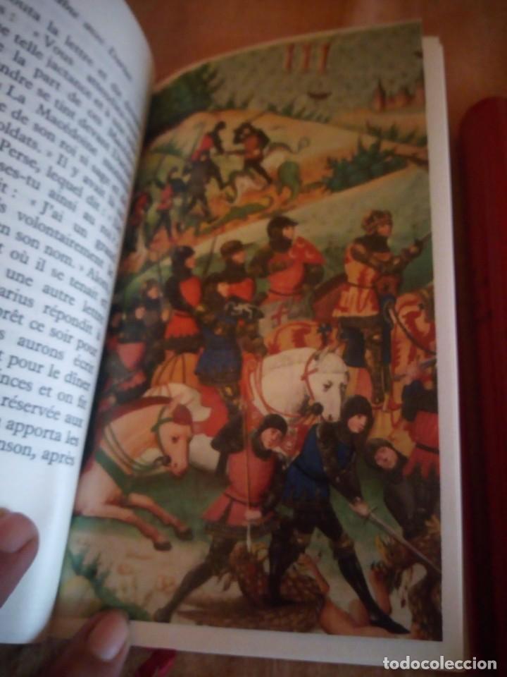 Libros de segunda mano: le roman de renart,la vie legendaire d´alexandre le grand,la legende de guillaume d´orange,1962 - Foto 16 - 194245898