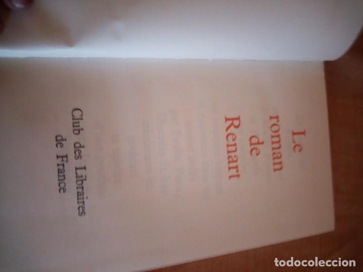 Libros de segunda mano: le roman de renart,la vie legendaire d´alexandre le grand,la legende de guillaume d´orange,1962 - Foto 17 - 194245898