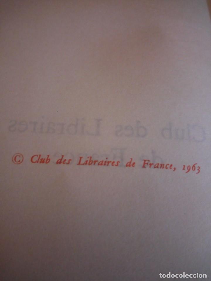 Libros de segunda mano: le roman de renart,la vie legendaire d´alexandre le grand,la legende de guillaume d´orange,1962 - Foto 18 - 194245898
