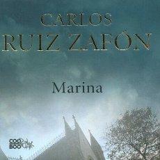 Libros de segunda mano: CARLOZ RUIZ ZAFÓN MARINA ČESKY CHECO CESKY. Lote 194323562
