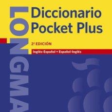 Libros de segunda mano: LONGMAN DICCIONARIO POCKET PLUS FLEXI & CD-ROM 2ND EDITION PACK. - VV. AA... Lote 194325840