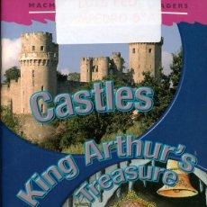 Libros de segunda mano: CASTLES KING´S ARTHUR TREASURE . Lote 194347028