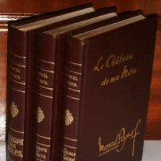Libros de segunda mano: SOUVENIRS D'ENFANCE 3T POR MARCEL PAGNOL DE ED. PASTORELLY EN BÉLGICA 1990 (TEXTO EN FRANCÉS). Lote 194535193
