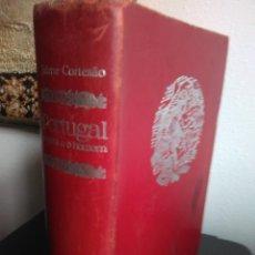 Libros de segunda mano: JAIME CORTESAO, PORTUGAL A TERRA E O HOMEM. Lote 194558818