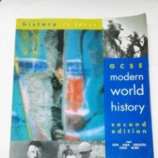 Libros de segunda mano: MODERN WORLD HISTORY BEN WALSH. Lote 194620855