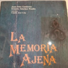 Libros de segunda mano: GALICIA KA MEMORIA AJENA JUAN SOTO GUITIERREZ Y ERNESTO SANCHEZ.1993. Lote 194621018