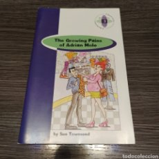 Libros de segunda mano: THE GROWING PÁGINA OF ADRIÁN MOLE SUE TOWNSEND BURLINGTON. Lote 194636365