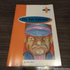 Libros de segunda mano: THE EVIL PAINTING JULIE HART BURLINGTON. Lote 194685405