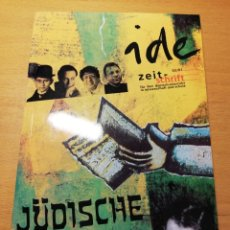 Libros de segunda mano: JÜDISCHE LITERATUR (IDE 2/01). Lote 194689177