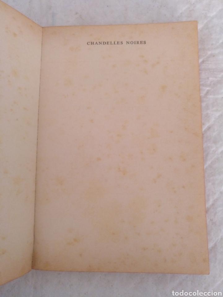 Libros de segunda mano: Chandelles noires. John Le Carré. Le livre de Poche policier. Editions Gallimard, 1966. Libro - Foto 2 - 194876622
