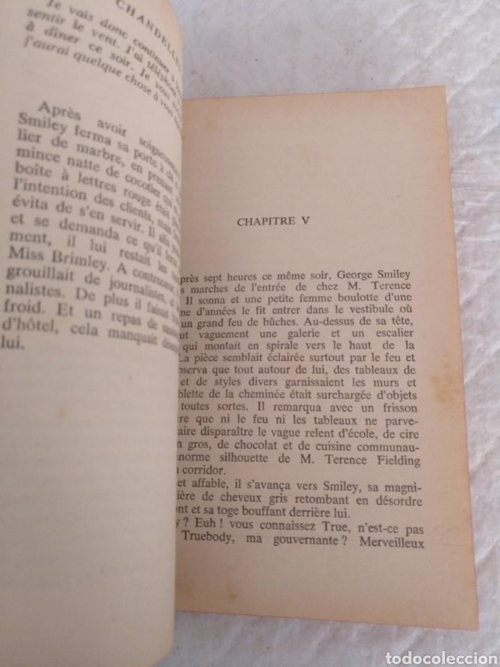 Libros de segunda mano: Chandelles noires. John Le Carré. Le livre de Poche policier. Editions Gallimard, 1966. Libro - Foto 4 - 194876622