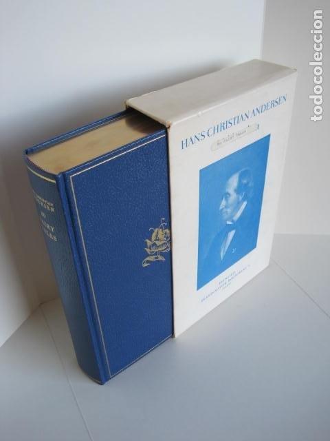 HANS CHRISTIAN ANDERSEN. 80 FAIRY TALES. ILLUSTRATIONS BY VILHELM PEDERSEN AND LORENZ FROLICH. 1976. (Libros de Segunda Mano - Otros Idiomas)