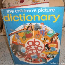 Libros de segunda mano: THE CHILDREN'S PICTURE DICTIONARY. Lote 194973865