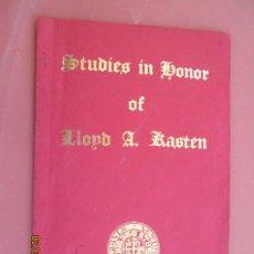Libros de segunda mano: LOS SOLILOQUIOS DE FRAY PEDRO FERNÁNDEZ PECHA - RAFAEL LAPESA - 1952- DEDIC. DEL AUTOR. . Lote 194976797