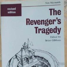 Libros de segunda mano: THE REVENGER´S TRAGEDY - BRIAN GIBBONS. Lote 195010505