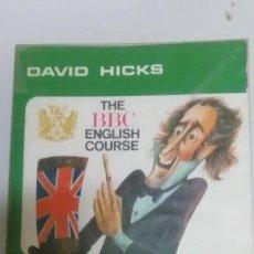 Libros de segunda mano: - THE BBC ENGLISH COURSE - ESCUELA - DAVID HICKS - CALLING ALL BEGINNERS. Lote 195026741