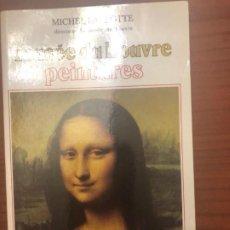 Libros de segunda mano: MUSÉE DU LOUVRE: PEINTURES. Lote 195114043