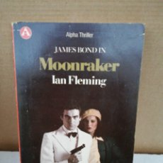 Libros de segunda mano: MOONRAKER. IAN FLEMING. Lote 195219938