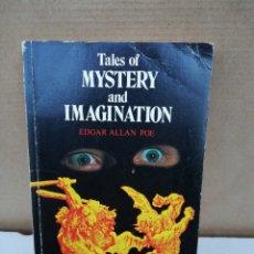 Libros de segunda mano: TALES OF MYSTERY AND IMAGINATION. EDGAR ALLAN POE. Lote 195220290