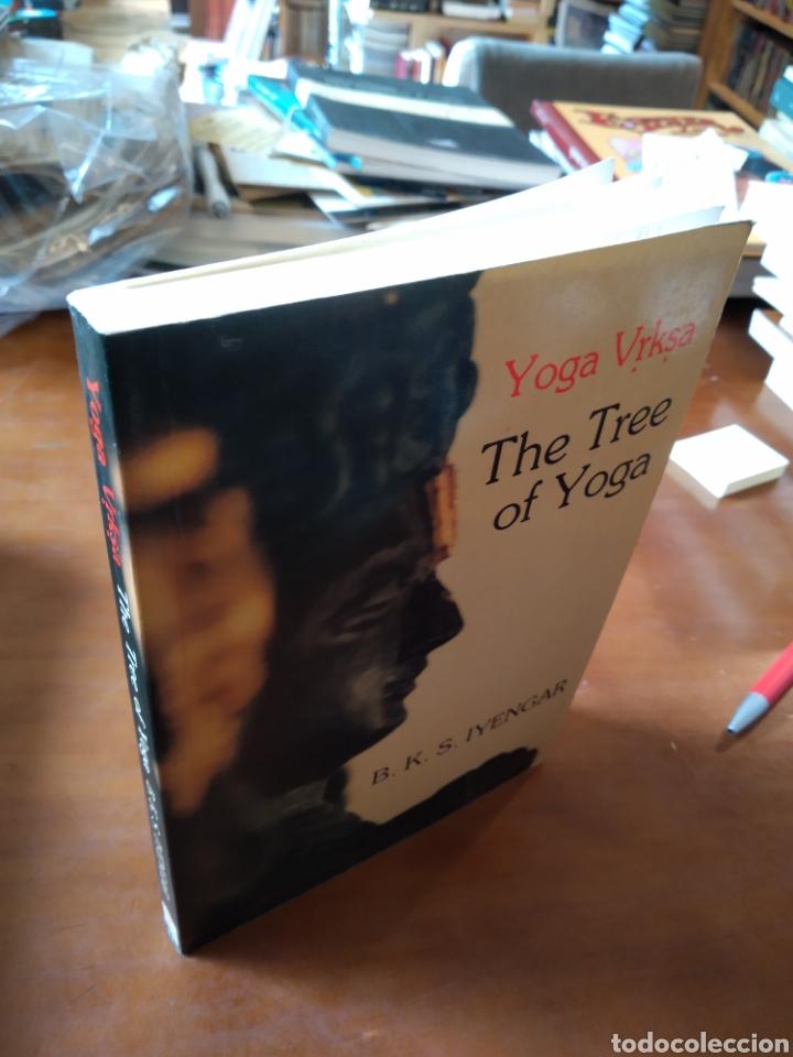Libros de segunda mano: THE THREE OF YOGA. IYENGAR - Foto 2 - 195280280