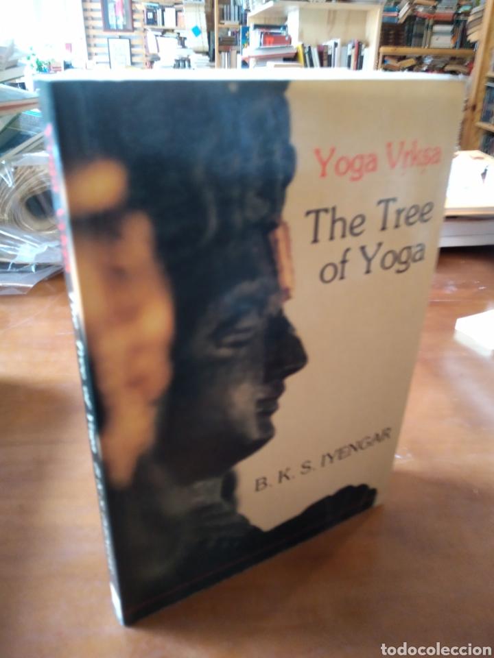 THE THREE OF YOGA. IYENGAR (Libros de Segunda Mano - Otros Idiomas)