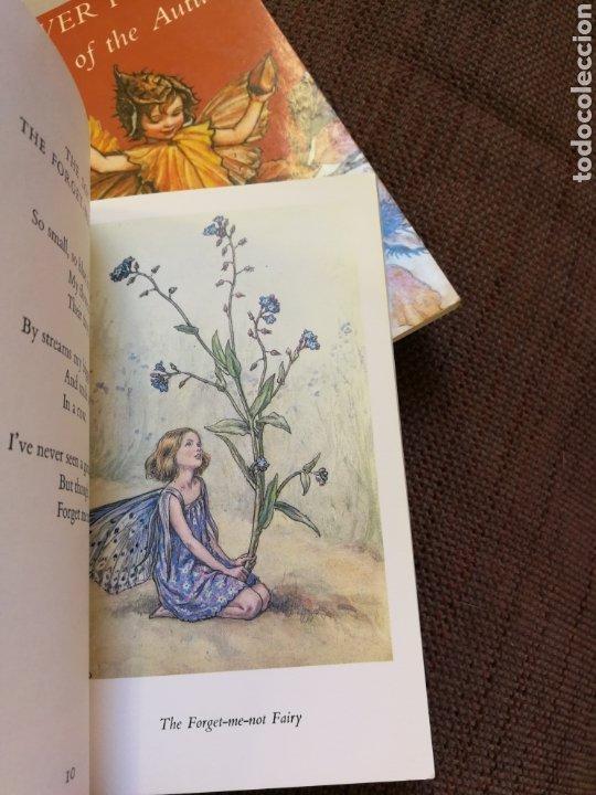 Libros de segunda mano: LOTE 2 LIBRITOS FLOWER FAIRIES DE CICELY MARY BARKER. EN INGLÉS - Foto 2 - 195305276