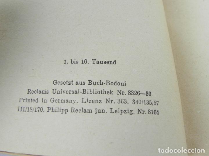 Libros de segunda mano: DAS SIEBTE KREUZ (ANNA SEGBERS) LA SEPTIMA CRUZ (EN ALEMÁN) - Foto 4 - 195366343