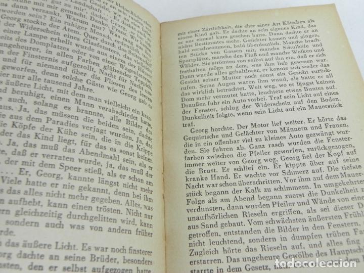 Libros de segunda mano: DAS SIEBTE KREUZ (ANNA SEGBERS) LA SEPTIMA CRUZ (EN ALEMÁN) - Foto 6 - 195366343