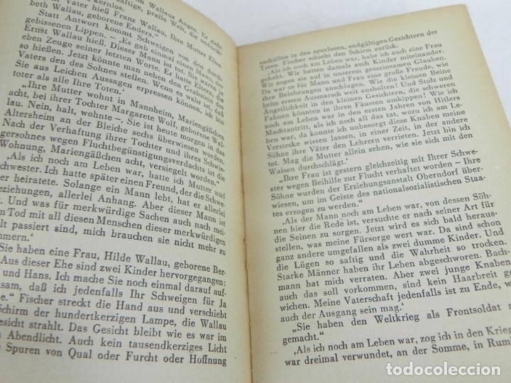Libros de segunda mano: DAS SIEBTE KREUZ (ANNA SEGBERS) LA SEPTIMA CRUZ (EN ALEMÁN) - Foto 7 - 195366343