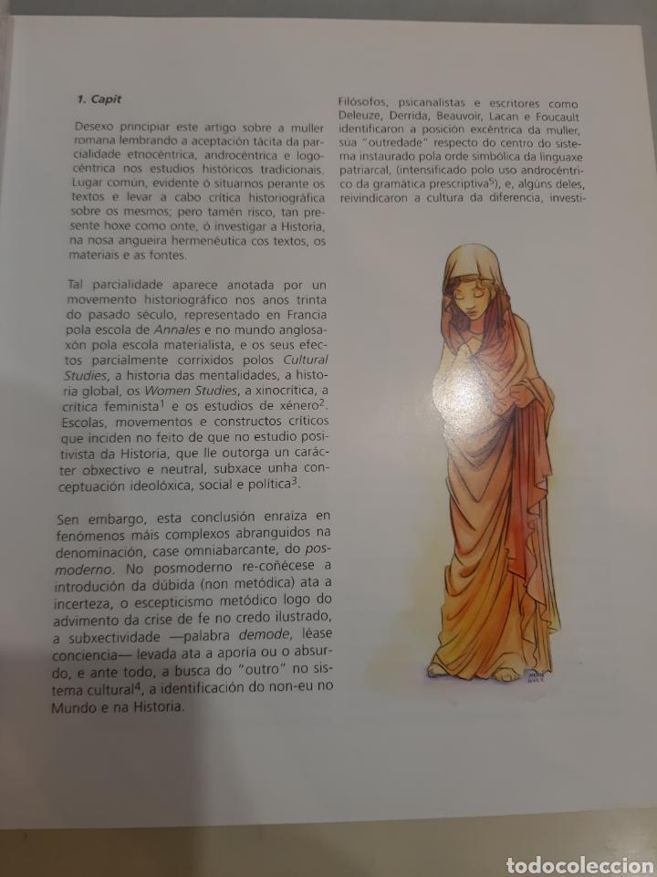Libros de segunda mano: Galicia FAEMINAS DONAS E MULLERES ESQUECIDAS LUGO 1950 - Foto 4 - 195370515