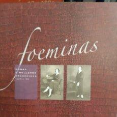 Libros de segunda mano: GALICIA FAEMINAS DONAS E MULLERES ESQUECIDAS LUGO 1950. Lote 195370515