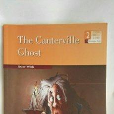 Libros de segunda mano: THE CANTERVILLE GHOST 2 ESO. Lote 195438022
