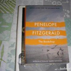 Libros de segunda mano: THE BOOKSHOP , PENELOPE FITZGERALD EN INGLES. Lote 195489551
