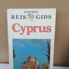 Libros de segunda mano: CYPRUS. REIS GIDS. Lote 195492903