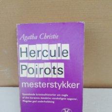 Libros de segunda mano: HERCULE POIROTS. AGATHA CHRISTIE. Lote 195493912
