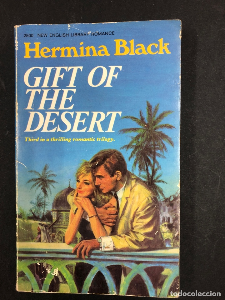 GIFT OF THE DESERT - HERMINA BLACK - 1ª EDITION 1969 - LITERATURA EN INGLES (Libros de Segunda Mano - Otros Idiomas)
