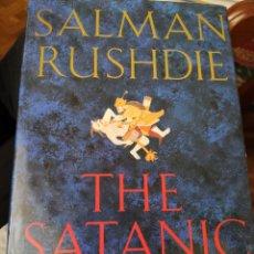 Libros de segunda mano: THE SATANIC VERSES. SALMAN RUSHDIE. 1988. Lote 195536685